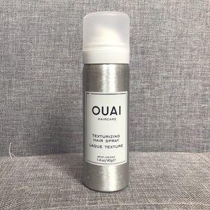 OUAI Texturizing Hairspray Travel Size NEW
